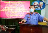 VKSND tỉnh Long An bổ nhiệm lãnh đạo cấp phòng
