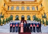 Trao quyết định bổ nhiệm 8 Đại sứ Việt Nam tại nước ngoài