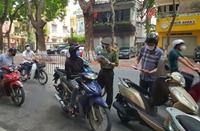 Hà Nội Phát hiện, xử lý 614 trường hợp vi phạm Luật Giao Thông đường bộ trong ngày 22 10