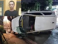 Đã bắt được tài xế ôtô gây tai nạn chết 2 người rồi bỏ trốn