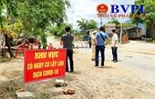 Hơn 100 ca mắc COVID-19 ngoài cộng đồng ở Đắk Lắk
