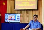 VKSND tỉnh Tiền Giang hoàn thành, vượt chỉ tiêu kế hoạch, chương trình công tác