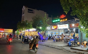 Đồng Nai cho phép cơ sở kinh doanh dịch vụ ăn uống hoạt động 50 công suất