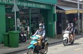 Dàn cảnh bị say nắng, nhờ đi mua nước suối rồi trộm xe máy