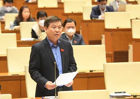 Viện trưởng Lê Minh Trí Đề nghị Quốc hội nghiên cứu xây dựng Luật đăng ký tài sản