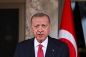 Thổ Nhĩ Kỳ trục xuất đại sứ Mỹ và 9 nước Phương Tây