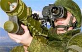 Nga trang bị hệ thống tên lửa phòng không vác vai sát thủ của UAV mini
