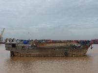Liên tiếp phát hiện 2 vụ vận chuyển cát trái phép trên sông Đồng Nai
