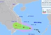 Ấp thấp nhiệt đới có khả năng mạnh lên thành bão, cảnh báo lũ và sạt lở đất ở Nam Trung bộ