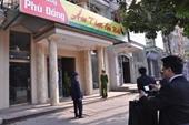 Sai phạm chồng sai phạm trong vụ cưỡng chế bất thường tại TP Việt Trì