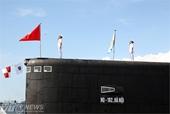 Cận cảnh Lễ thượng cờ 2 tàu ngầm Kilo tại Cam Ranh