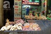 Giá thịt bò, thịt lợn tăng, rau xanh giảm nhưng chất lượng kém ngon