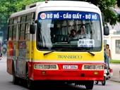 Hà Nội Phê duyệt giá xe buýt có trợ giá áp dụng từ 1 5