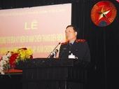 Toàn ngành KSND thi đua lập thành tích chào mừng kỷ niệm 60 năm chiến thắng Điện Biên phủ