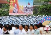 Diễu binh kỷ niệm 60 năm chiến thắng Điện Biên Phủ