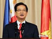Thủ tướng trả lời phỏng vấn của AP và Reuters về Biển Đông
