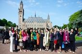 Dược sĩ Lê Thị Bình tham dự Hội nghị Thượng đỉnh Phụ nữ toàn cầu 2014