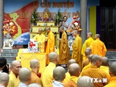 Phật giáo Quảng Trị cầu nguyện hòa bình cho Biển Đông