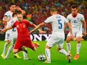 Thua Chile, Tây Ban Nha trở thành cựu vô địch thế giới