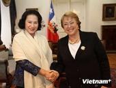 Phó Chủ tịch Quốc hội Nguyễn Thị Kim Ngân thăm Cộng hòa Chile