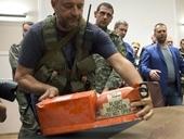 Quân ly khai Ukraine đã bàn giao 2 hộp đen của MH17 cho Malaysia