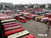 Hà Nội Tăng gần 200 xe khách trong dịp nghỉ lễ Quốc khánh