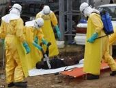 Đại dịch Ebola đang đe dọa sự tồn vong của Liberia