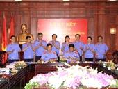 Ký kết Quy định phối hợp giữa Vụ Thi đua - Khen thưởng và Cục Điều tra Viện kiểm sát nhân dân tối cao