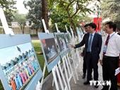 60 năm Giải phóng Thủ đô Tưng bừng Ngày hội văn hóa Hòa bình