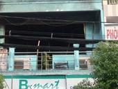 TP HCM Cháy siêu thị mini B s Mart quận 4