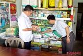 Kinh doanh, sử dụng thuốc BVTV Quy định chặt, quản lý lỏng