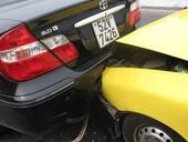 Vụ ôtô điên đâm loạn xạ tại huyện Ea H leo Nghi nữ tài xế say xỉn