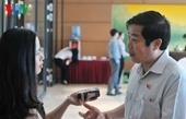 Bộ trưởng Nguyễn Bắc Son Sẽ thu hồi hết những trang điện tử thí điểm