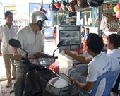 An toàn và hiệu quả với hệ thống giữ xe bằng thẻ điện từ
