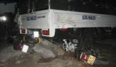 Xe container gây tai nạn liên hoàn làm 3 người nguy kịch