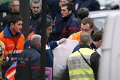 Pháp bàng hoàng trước vụ tấn công tòa báo ở Paris