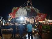 Indonesia Đã vớt được hộp đen máy bay AirAsia rơi ở biển Java
