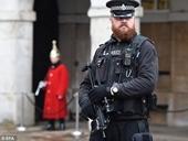 Nước Anh triển khai nhiều biện pháp phòng chống khủng bố