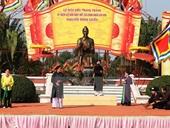 Kỷ niệm 429 năm ngày mất Danh nhân văn hóa Nguyễn Bỉnh Khiêm