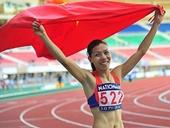Nữ hoàng tốc độ Vũ Thị Hương chia tay đội tuyển quốc gia