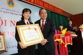 TAND hai cấp TP Đà Nẵng giải quyết 99,8 vụ án hình sự trong năm 2014