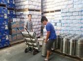 Giá bia, nước giải khát chưa tăng