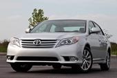 Toyota thu hồi 52 000 xe Avalon vì nguy cơ cháy nổ