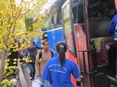 Tặng 2 600 vé xe miễn phí cho sinh viên khó khăn về quê đón Tết