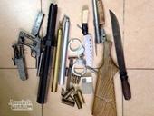 Phá chuyên án mua bán, tàng trữ trái phép ma túy và vũ khí quân dụng