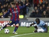 Hé lộ thu nhập siêu khủng của Messi