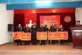 Lãnh đạo VKSNDTC dự Hội nghị điển hình tiên tiến ngành KSND tỉnh Vĩnh Phúc