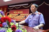 Sơ kết 1 năm thực hiện Chỉ thị số 20 của Tỉnh ủy Phú Thọ về công tác tiếp nhận, giải quyết tố giác, tin báo tội phạm