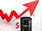 Giá dầu thô tăng vọt, chạm mức cao nhất trong 1 tháng