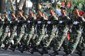 6 000 người tham gia diễu binh mừng đại lễ 30-4